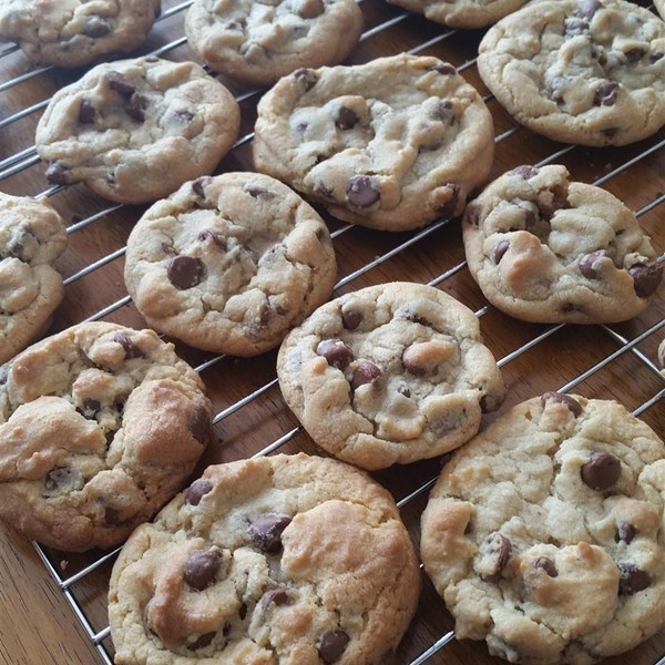Easy Homemade Chocolate Chip Cookies No Brown Sugar