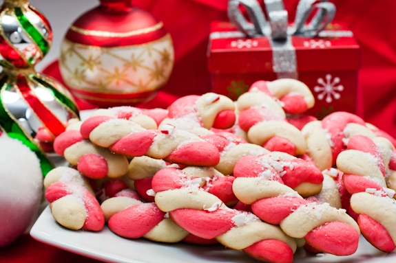 Candy Cane Cookies Ii