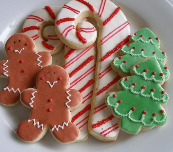 Soft Christmas Cookies 2