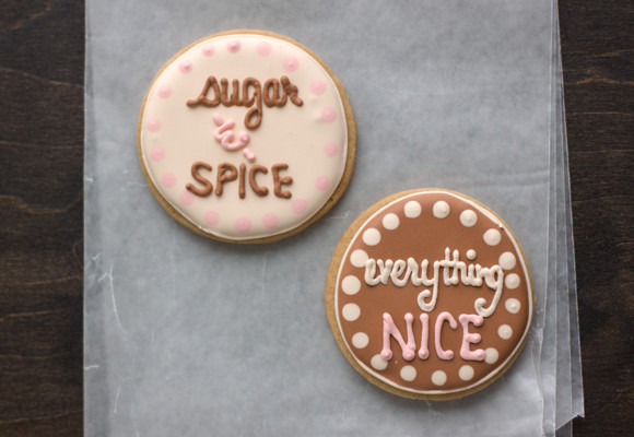 Sugar and Spice Cookies